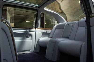 2002 Bentley State Limousine Interior - image 459666