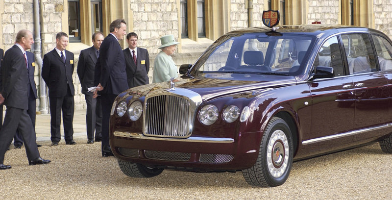 2002 Bentley State Limousine Exterior - image 459669