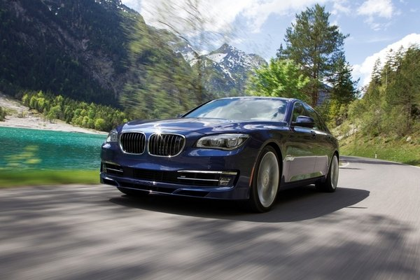 2013 BMW Alpina B7 Review  Top Speed