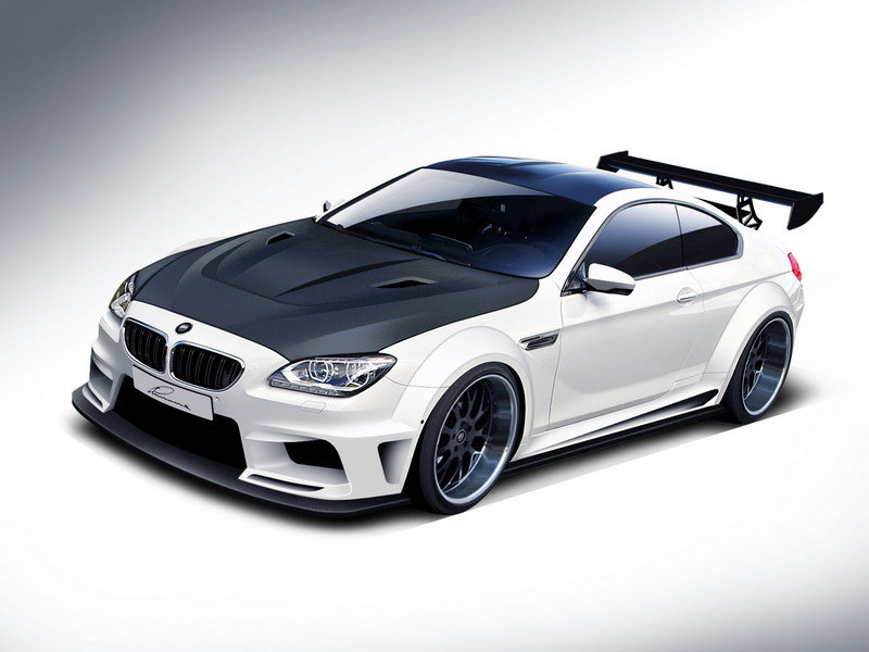 2013 BMW M6 by Lumma Design