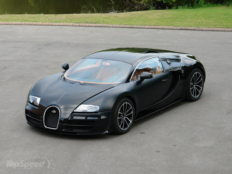 Bugatti Veyron Successor Could Be Built As A Hybrid