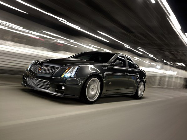 2013 Cadillac CTSV Review  Top Speed