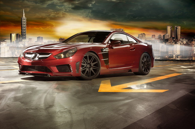 2012 Carlsson C25 China Limited Edition