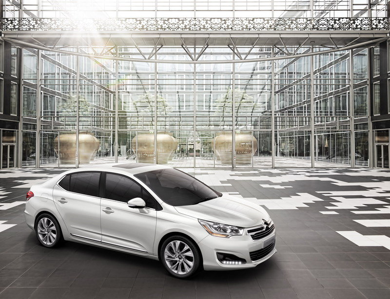2013 Citroen C4 L High Resolution Exterior - image 461552