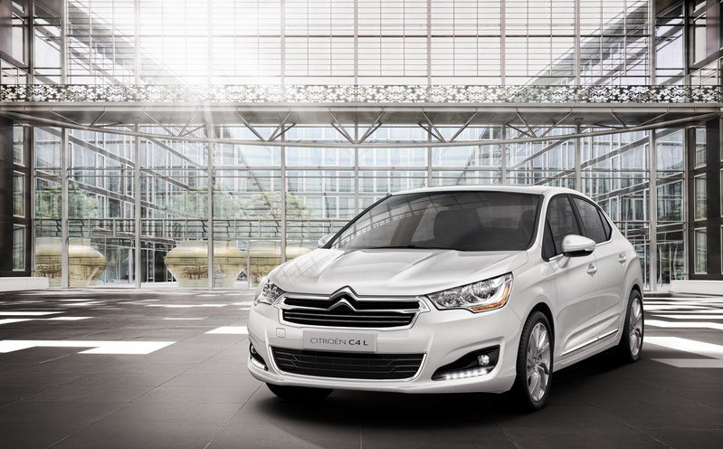 2013 Citroen C4 L High Resolution Exterior Wallpaper quality - image 461553