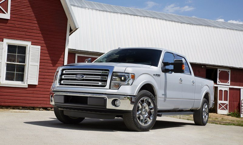 2013 Ford F-150 High Resolution Exterior - image 458521