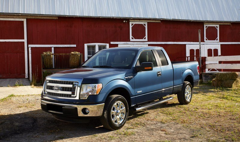 2013 Ford F-150 High Resolution Exterior - image 458540