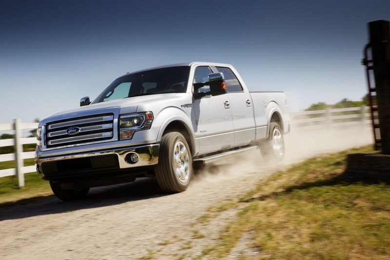 2013 Ford F-150 High Resolution Exterior Wallpaper quality - image 458526