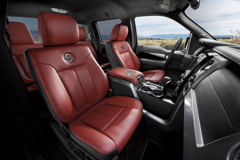 2013 Ford F-150 Limited Interior - image 462676
