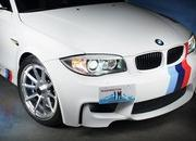 Free BMW 1M poster from H&R - image 458280
