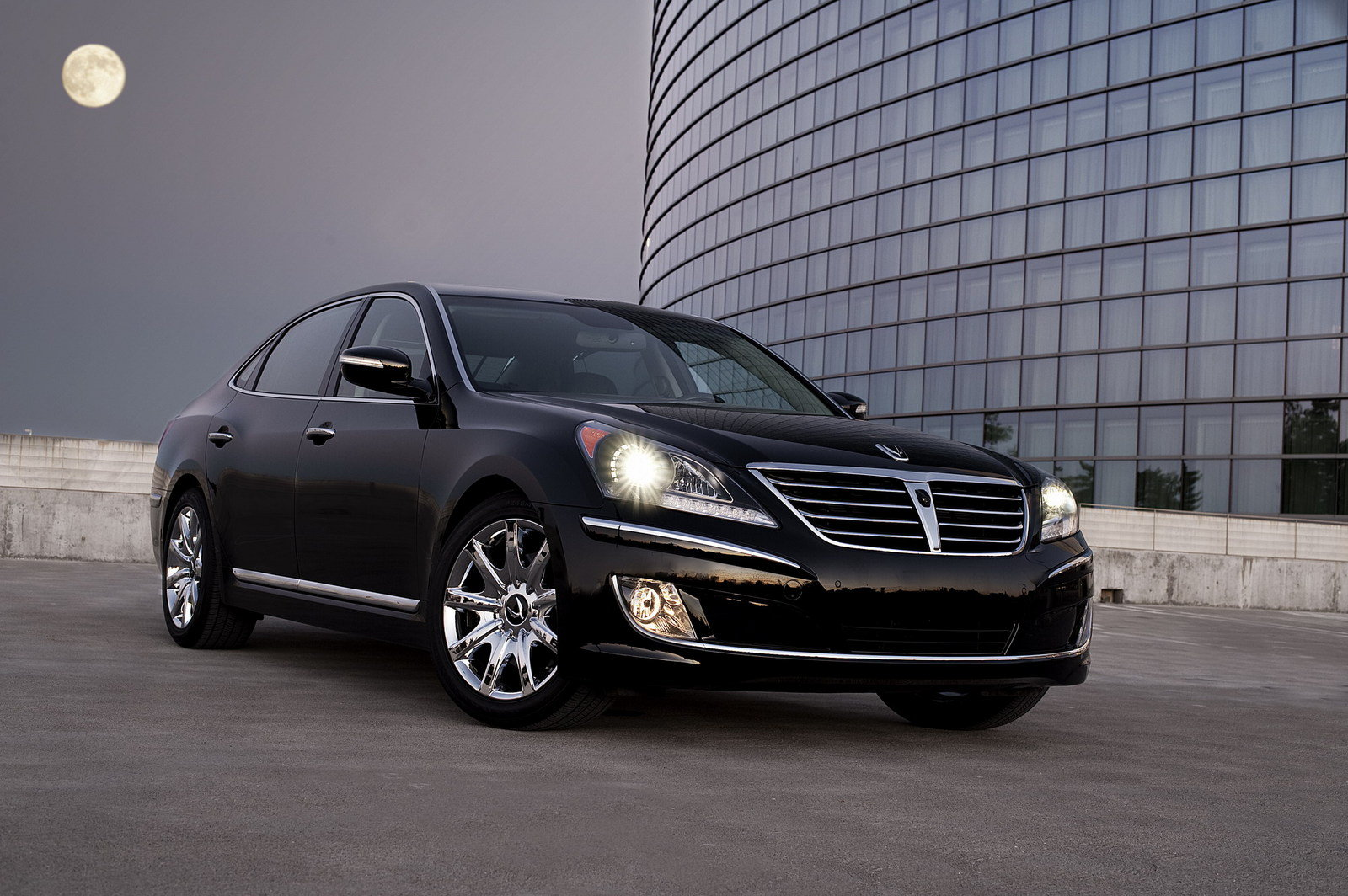 2013 Hyundai Equus Review Top Speed