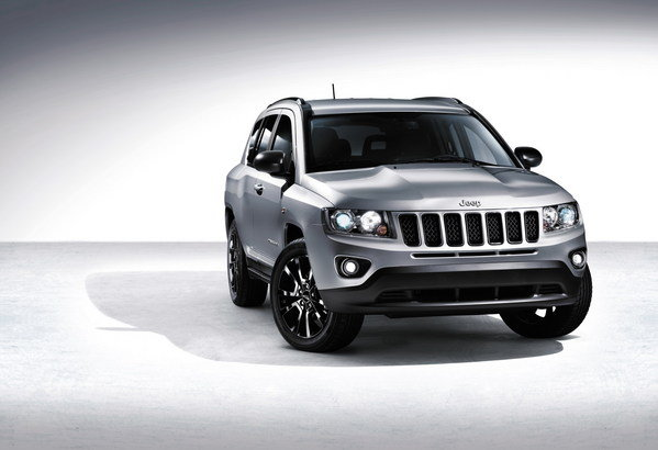2012 jeep compass black edition car review top speed. Black Bedroom Furniture Sets. Home Design Ideas