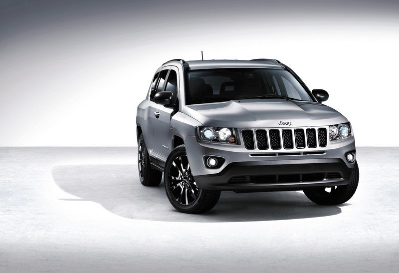 2012 Jeep Compass Black Edition
