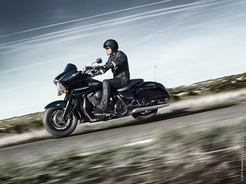 2012 Kawasaki VN1700 Voyager Custom High Resolution Exterior - image 462398