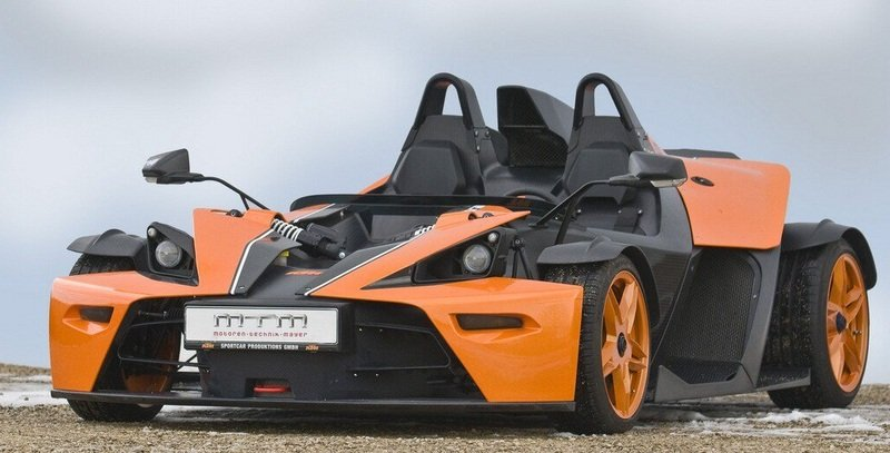 2012 KTM X-Bow R Police Cruiser by MTM