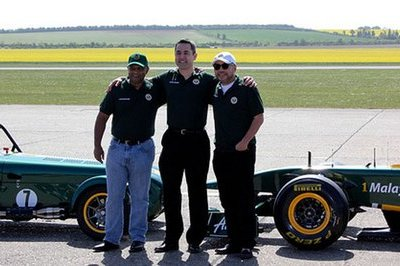 Managing Director of Caterham Resigns, Could a Return to Lotus be in the Cards?