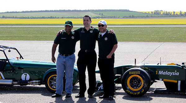 managing director of caterham resigns could a return to lotus be in the cards picture