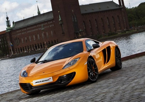 mclaren getting ready to tackle the nordic region with stockholm dealership picture