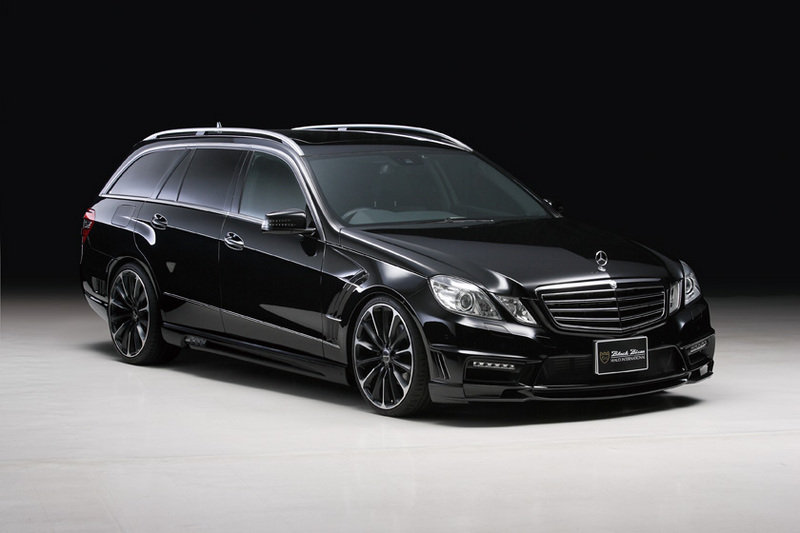 2012 Mercedes E-Class Estate Black Bison by Wald