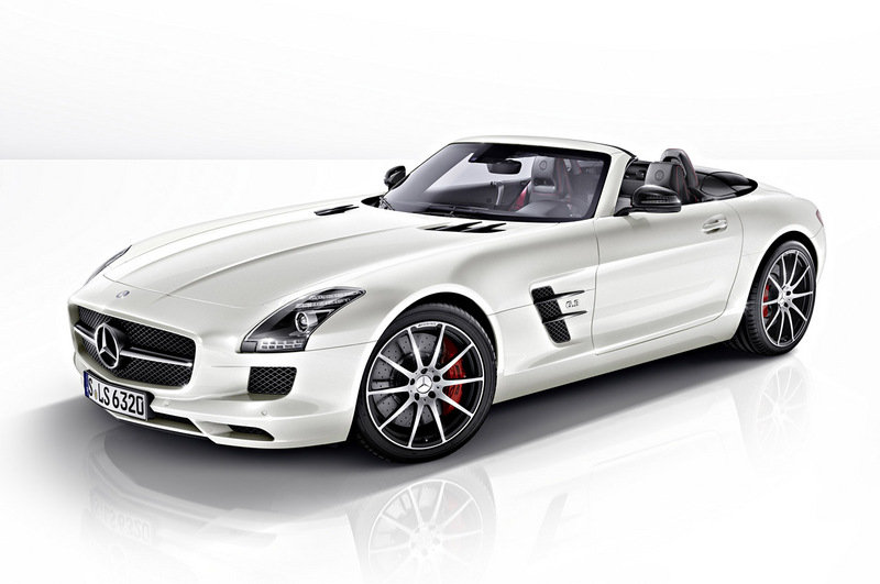 2013 Mercedes-Benz SLS AMG GT High Resolution Exterior - image 458741