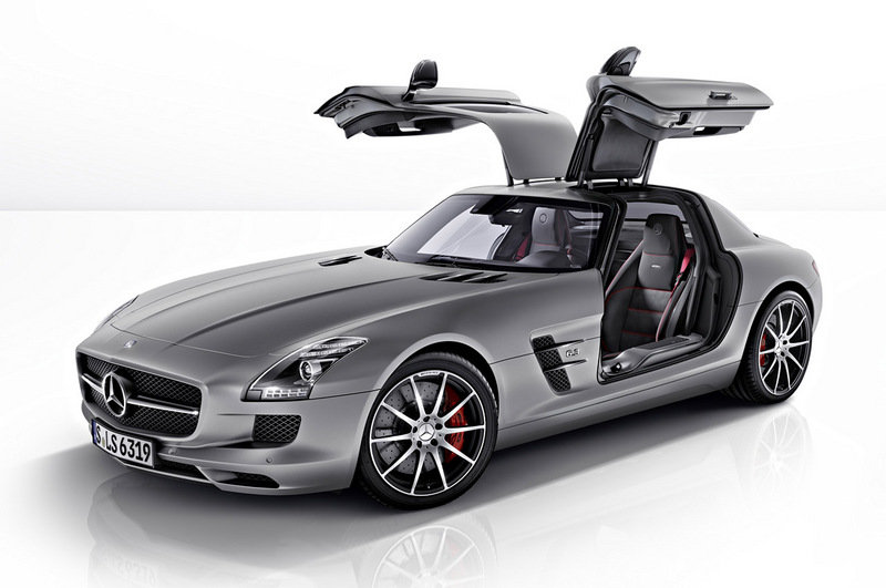 2013 Mercedes-Benz SLS AMG GT High Resolution Exterior - image 458740