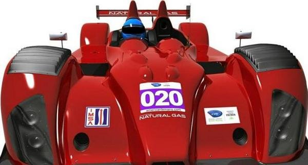 natural gas-powered cars coming to 2013 american le mans picture