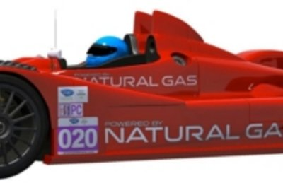 Natural Gas-Powered Cars Coming to 2013 American Le Mans Exterior - image 461479