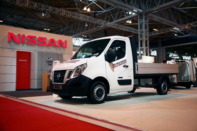 Nissan reveals details about its factory conversions for the NV400