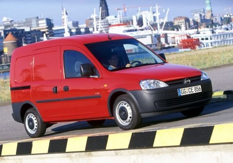 2002 Opel Combo Exterior - image 459958