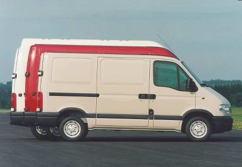 1999 - 2003 Opel Movano Exterior - image 462632