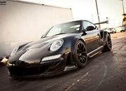Porsche 911 Turbo S RSR by Champion Motorsport