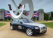 Rolls-Royce Ghost Extended Wheelbase Pace Car