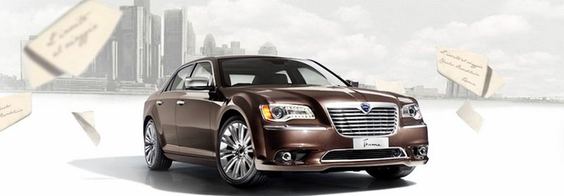 Rumormill: Lancia May Turn the Chrysler 300 into a Two Door