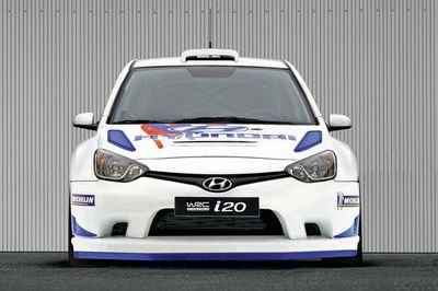 Rumors: Hyundai To Reenter the WRC With Modified i20