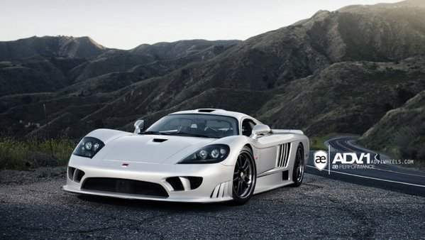 Saleen S7 by AE Performance and ADV.1 Wheels