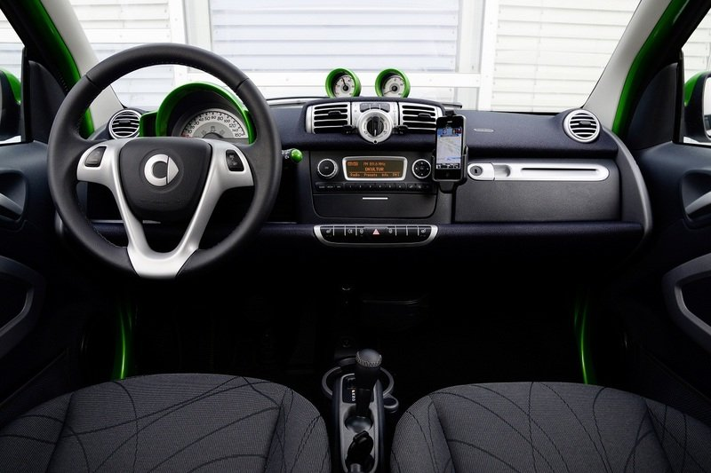 2013 Smart Fortwo electric drive
