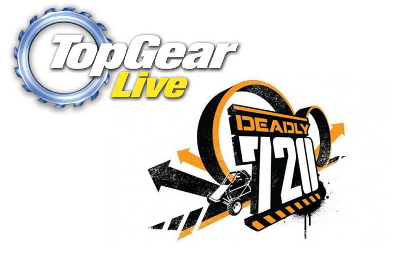 "Top Gear Live will Attempt the ""Deadly 720"" (UPDATED)"