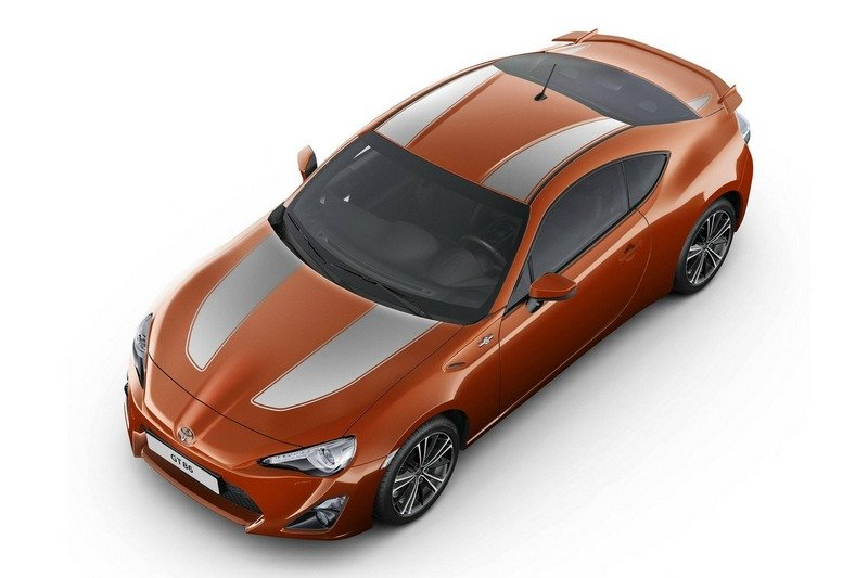 Toyota GT86 gets new accessories in the German market