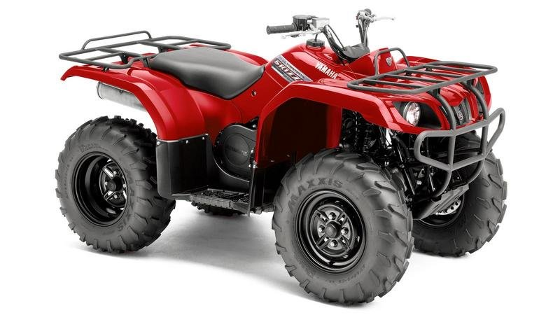 2013 Yamaha Grizzly 350 4WD