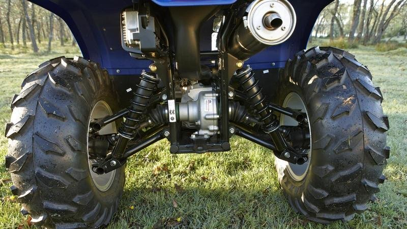 2013 Yamaha Grizzly 450 EPS Exterior - image 460956