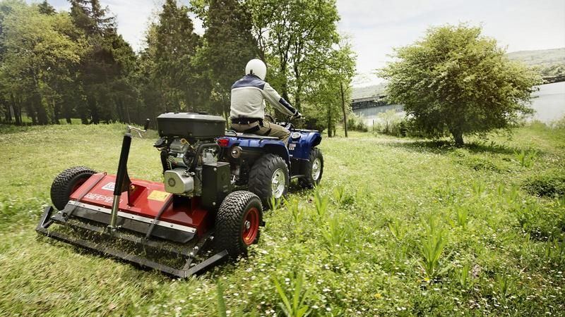 2013 Yamaha Grizzly 450 EPS High Resolution Exterior - image 460950