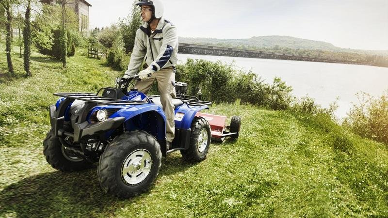 2013 Yamaha Grizzly 450 EPS High Resolution Exterior - image 460951