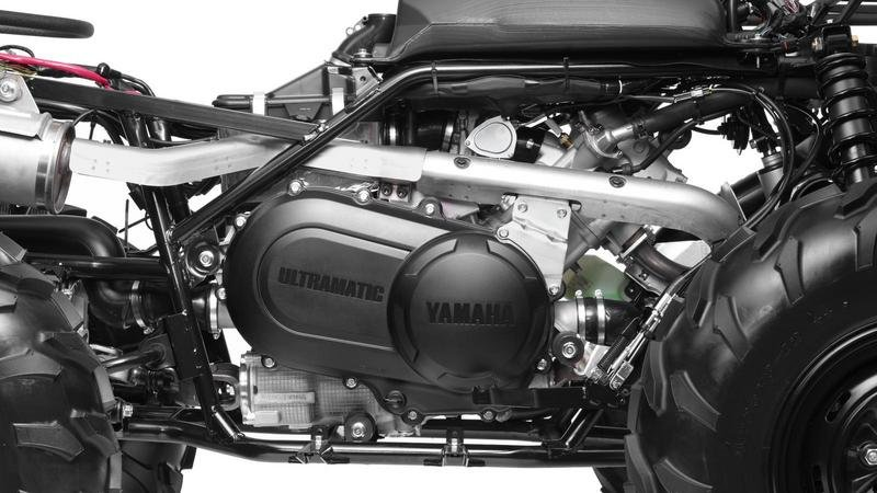 2013 Yamaha Grizzly 450 EPS Exterior Drivetrain - image 460952