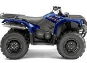 2013 Yamaha Grizzly 450 IRS - image 460978