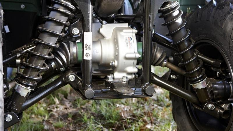 2013 Yamaha Grizzly 450 IRS Exterior - image 460966