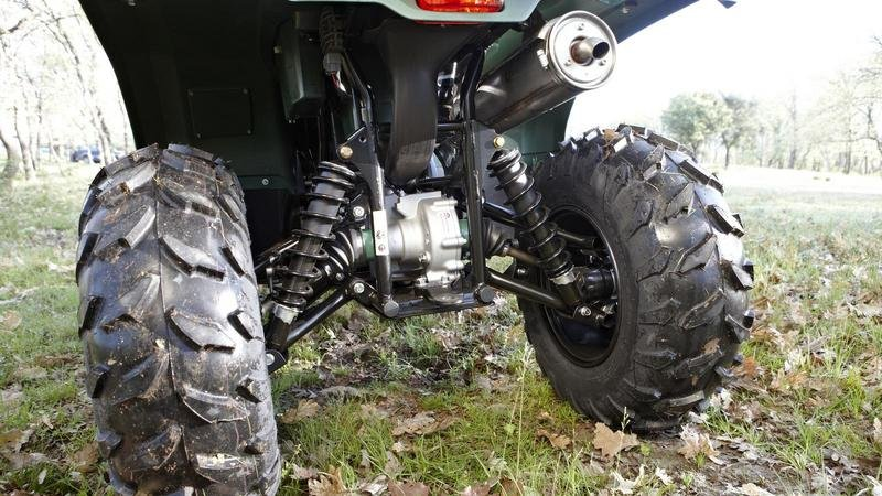 2013 Yamaha Grizzly 450 IRS Exterior - image 460969