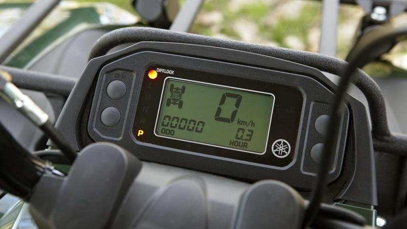 2013 Yamaha Grizzly 450 IRS Exterior - image 460970