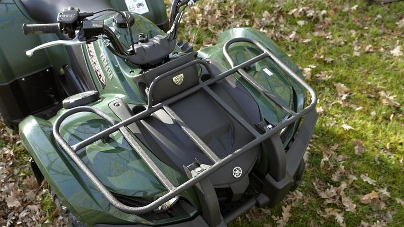 2013 Yamaha Grizzly 450 IRS Exterior - image 460972