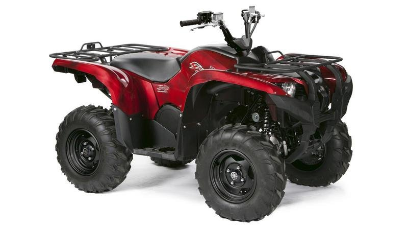 2013 yamaha grizzly 550 eps 500 eps se review top speed for Yamaha grizzly 800