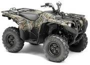 Yamaha Grizzly 550 EPS / 500 EPS SE